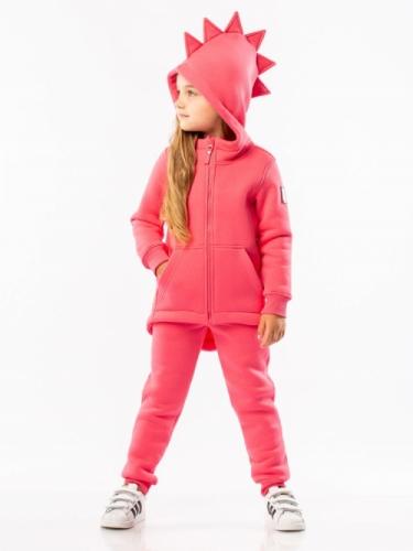 Костюм для девочки BODO розовый, р. 32 (рост 110-116см), 11-110U