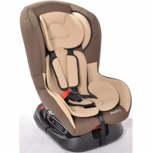 Автокресло Teddy Bear LB 513 R 1/2/3 55 beige/brown