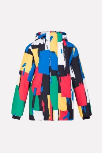 Куртка для мальчика Crockid ВК 36042/н/1 ГР размер 140-146