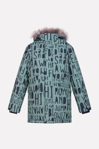 Куртка для мальчика Crockid ВК 36043/н/1 ГР размер 122-128