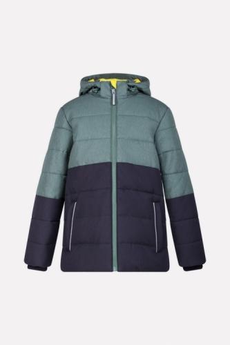 Куртка для мальчика Crockid ВК 36041/3 ГР размер 122-128