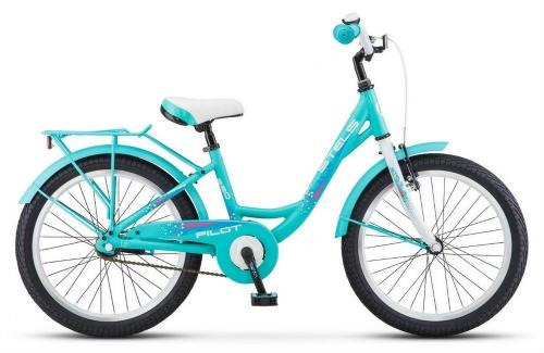 Велосипед Stels Pilot-220 Lady, бирюзовый, рама 20