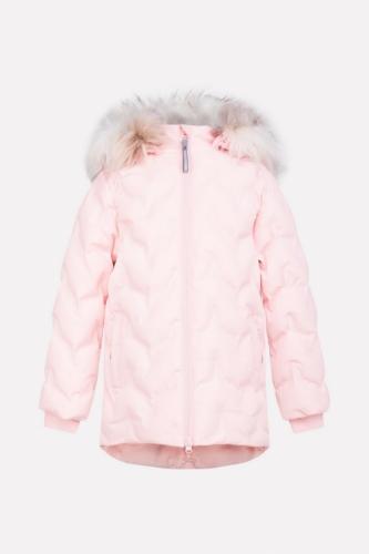 Куртка для девочки Crockid ВК 38034/1 ГР размер 116-122