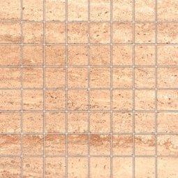 Мозаика Kerranova Terra полированный бежевый 30x30