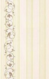 Декор Cracia Ceramica Анжер салатовый 02 25x40