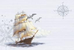 Вставка Уралкерамика Ассоль ВС7АС006 36,4x24,9