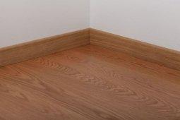 Плинтус Tarkett Шпонированный 80x20 P Oak Eu-American