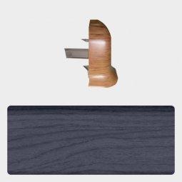 Наружный угол (блистер 2 шт.) Т-пласт 035 Дуб Синий