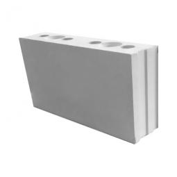 Блок силикатный Simat 498х120х249 мм М150 перегородочный