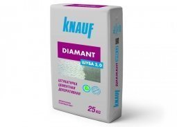Штукатурка Knauf Диамант Шуба декоративная 3 мм