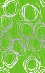 Декор Нефрит-керамика Вальс 04-01-1-09-03-81-106-0 40x25 Зелёный