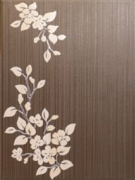 Декор Сокол Доминикана D618DMS6 орнамент полуматовый 33х44