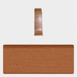 Соединитель (блистер 4 шт.) Т-пласт 037 Бук премиум