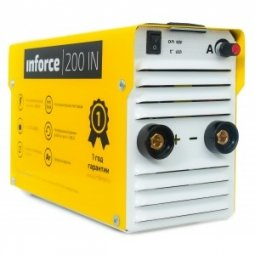 Инверторный сварочный аппарат Inforce 200 + провода