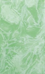 Плитка для стен Сокол Баттерфляй MB-7 зеленая глянцевая 20х33