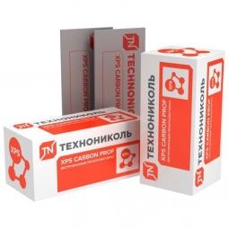 Экструдированный пенополистирол Технониколь XPS CARBON PROF 1180х580х50 мм / 8 пл.