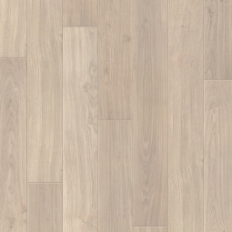 Ламинат Quick-Step Perspective Доска Дубовая Светло-Серая Лакированная 32 класс 9.5 мм