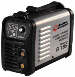 Инверторный аппарат электродной сварки Quattro Elementi B 185