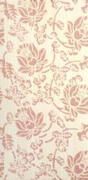 Декор Lasselsberger Белла розовый 19,8х39,8
