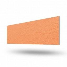 Керамогранит Уральский Гранит UF026 Насыщенно-оранжевый  295x1200 Рельеф