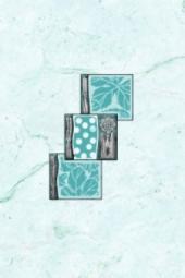Декор Нефрит-керамика Агидель 04-01-1-06-03-71-006-0 30x20 Голубой