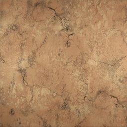 Плитка для пола Сокол Мрамор RS коричневая полуматовая 33x33