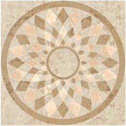 Панно Kerranova Shakespeare матовый светло-серый 120x120