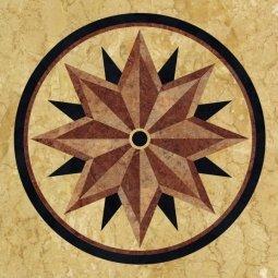 Кварцвиниловая плитка Art Tile AM 9016 137.1x137.1