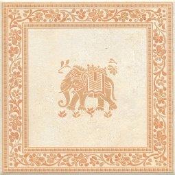 Декор Kerama Marazzi Сказки Индии STG\A63\5200 20х20