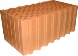 Керамический блок Kerakam 51 255х510х219 с пазом и гребнем