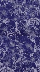 Панно Lasselsberger Азур синее (комплект 4 шт) 50х90