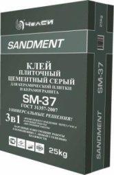 Клей ЧелСи SANDMENT SM-37 25кг