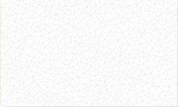 Плитка для стен Сокол Гауди GD-11 белая глянцевая 33х20