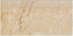 Ступени Kerranova Genesis структурированный бежевый 29.4x60