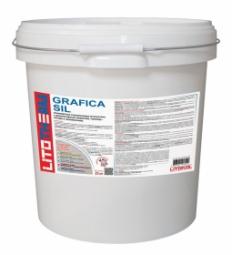 Штукатурка Litokol Litotherm Grafica Sil  Шуба декоративная силиконовая 1,5 мм Пастельные Тона