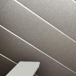 Рейка Н-профиль белый матовый-3306, 135*3000