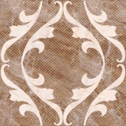 Плитка для пола Нефрит-керамика Бельведер 01-10-1-16-01-15-410 38.5x38.5 Коричневый