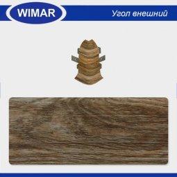Наружный угол Wimar 820 Дуб Асплен