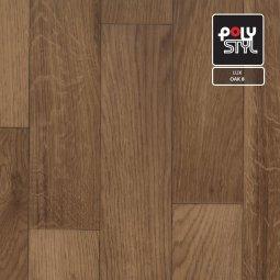 Линолеум Бытовой Polystyl Lux Oak 8 1,5м
