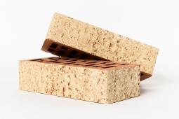Кирпич лицевой керамический Латерра Пшеница пустотелый одинарный