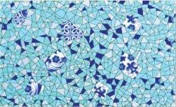 Декор Сокол Гауди D-692 орнамент глянцевый 33х20