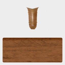 Внутренний угол (блистер 2 шт.) Т-пласт 042 Розовое Дерево