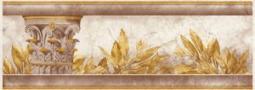 Бордюр Нефрит-керамика Торонто 05-01-1-93-00-23-064-1 25x9 Коричневый