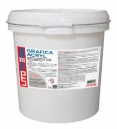Штукатурка Litokol Litotherm Grafica Acryl Короед декоративная акриловая 2,5 мм Пастельные Тона