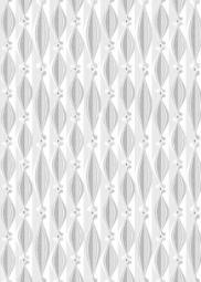 Декор Береза-керамика Антураж белый 25x35