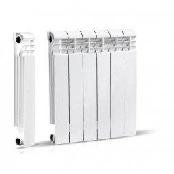 Радиатор биметаллический Viertex 350-80С 6 секц.