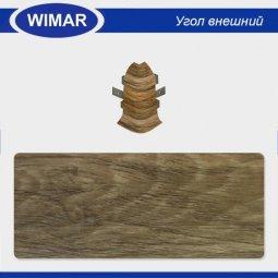 Наружный угол Wimar 802 Дуб Термоли