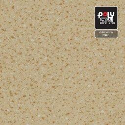 Линолеум Полукоммерческий Polystyl Hyperion SB Star 1 4м
