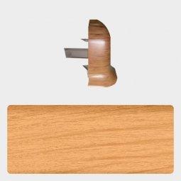 Наружный угол (блистер 2 шт.) Т-пласт 006 Вишня Светлая