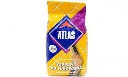 Затирка ATLAS для узких швов до 6 мм № 024 темно-коричневый (2кг)